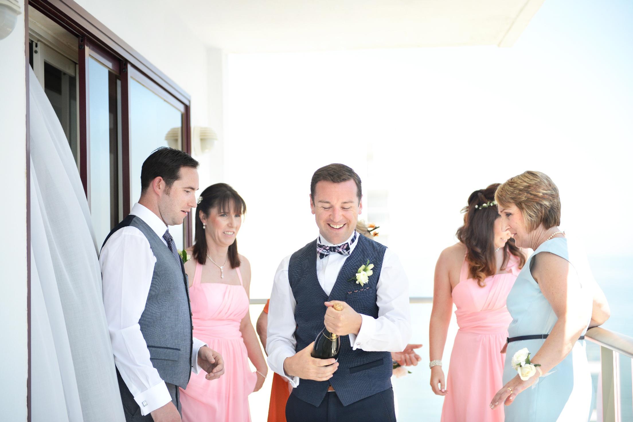 preparacion novios bodas gays