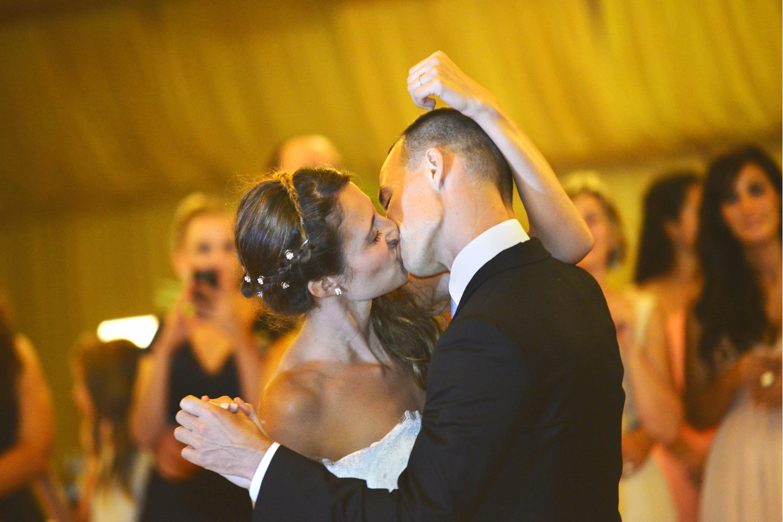 baile de boda castillo miramar