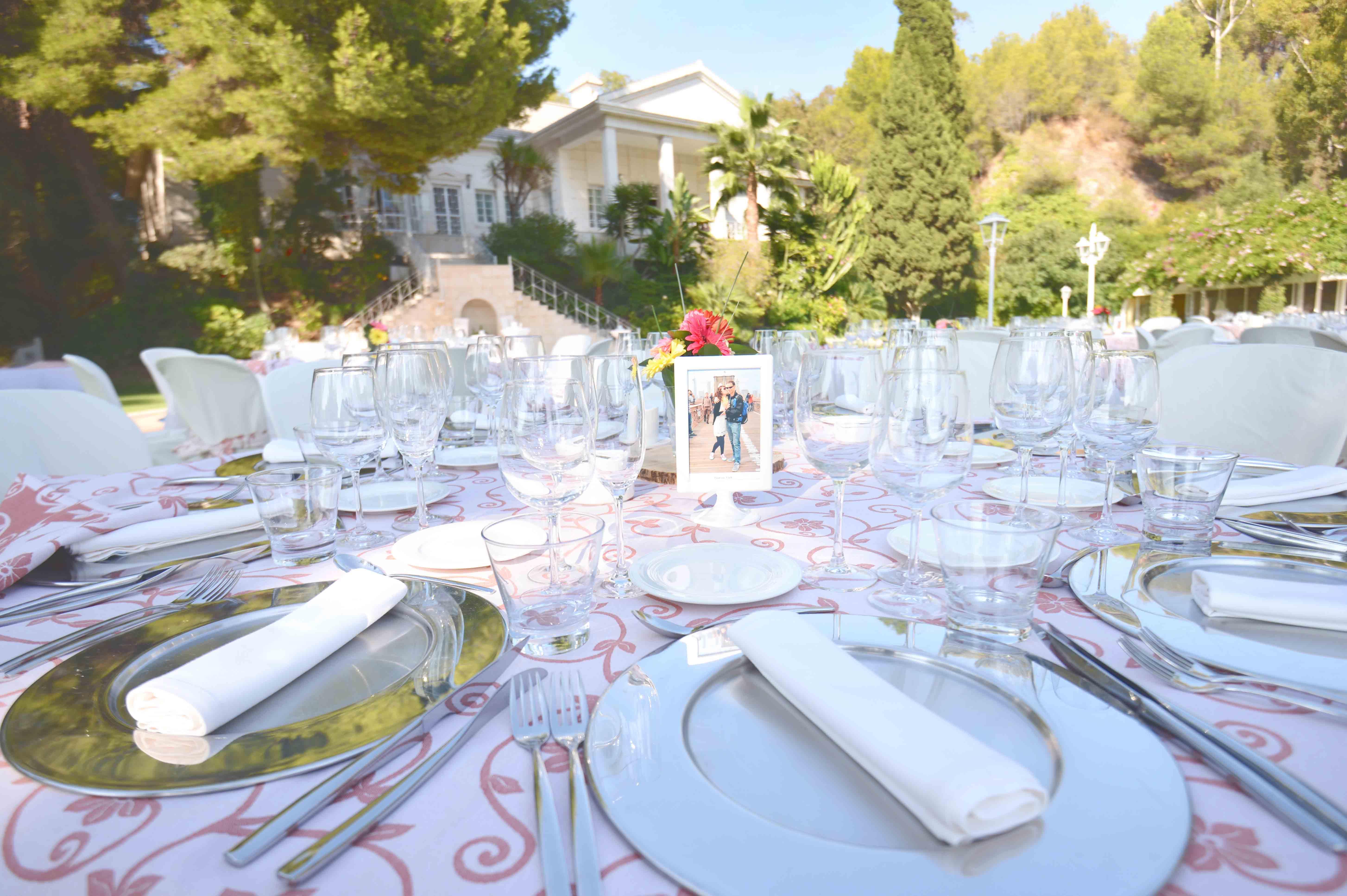 fotos boda Palacio Monte Miramar malaga