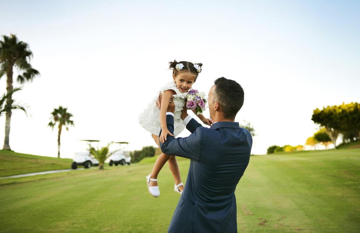 fotos bodas vestido niñas