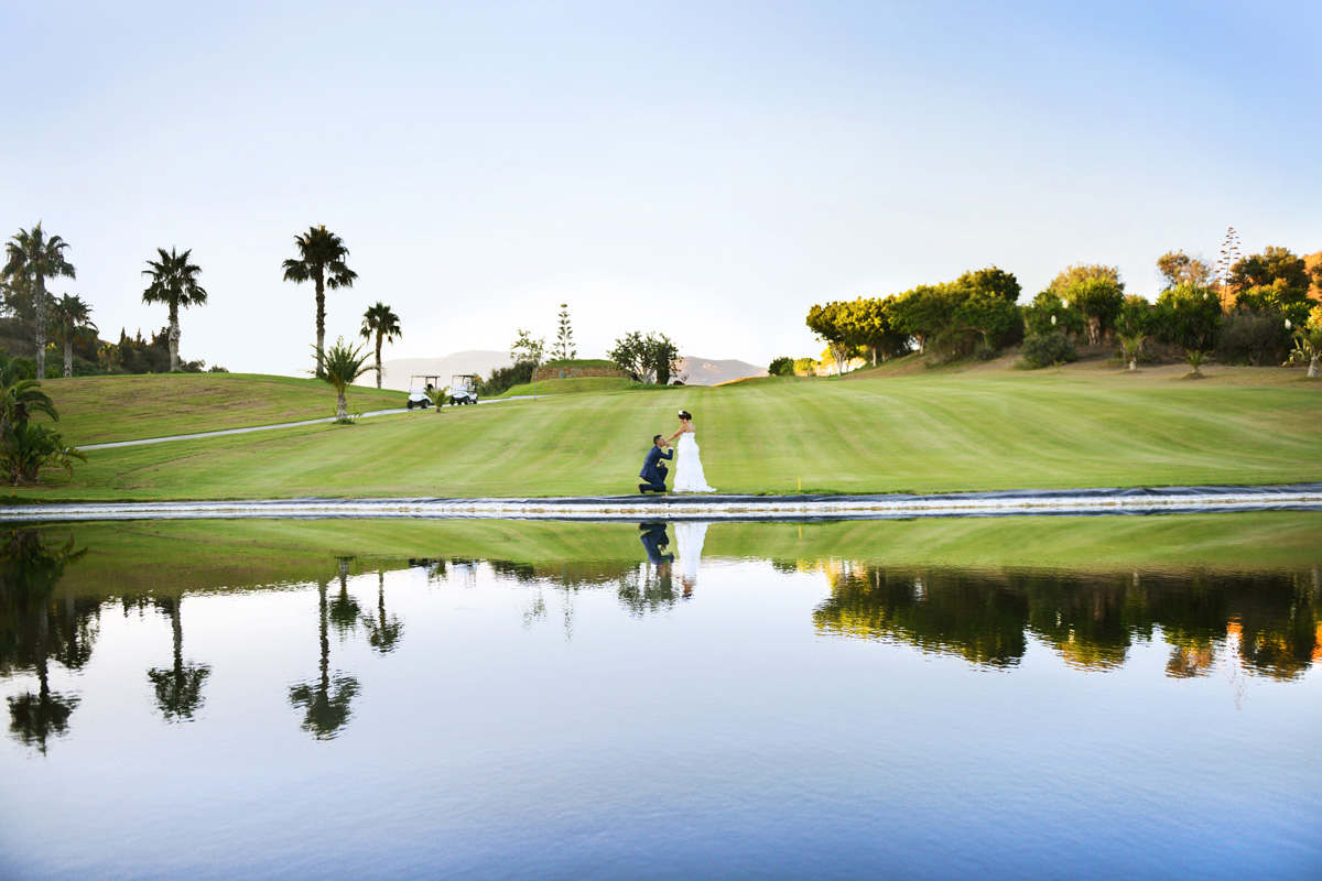 Baviera Golf – Fotografos boda Vélez-Málaga