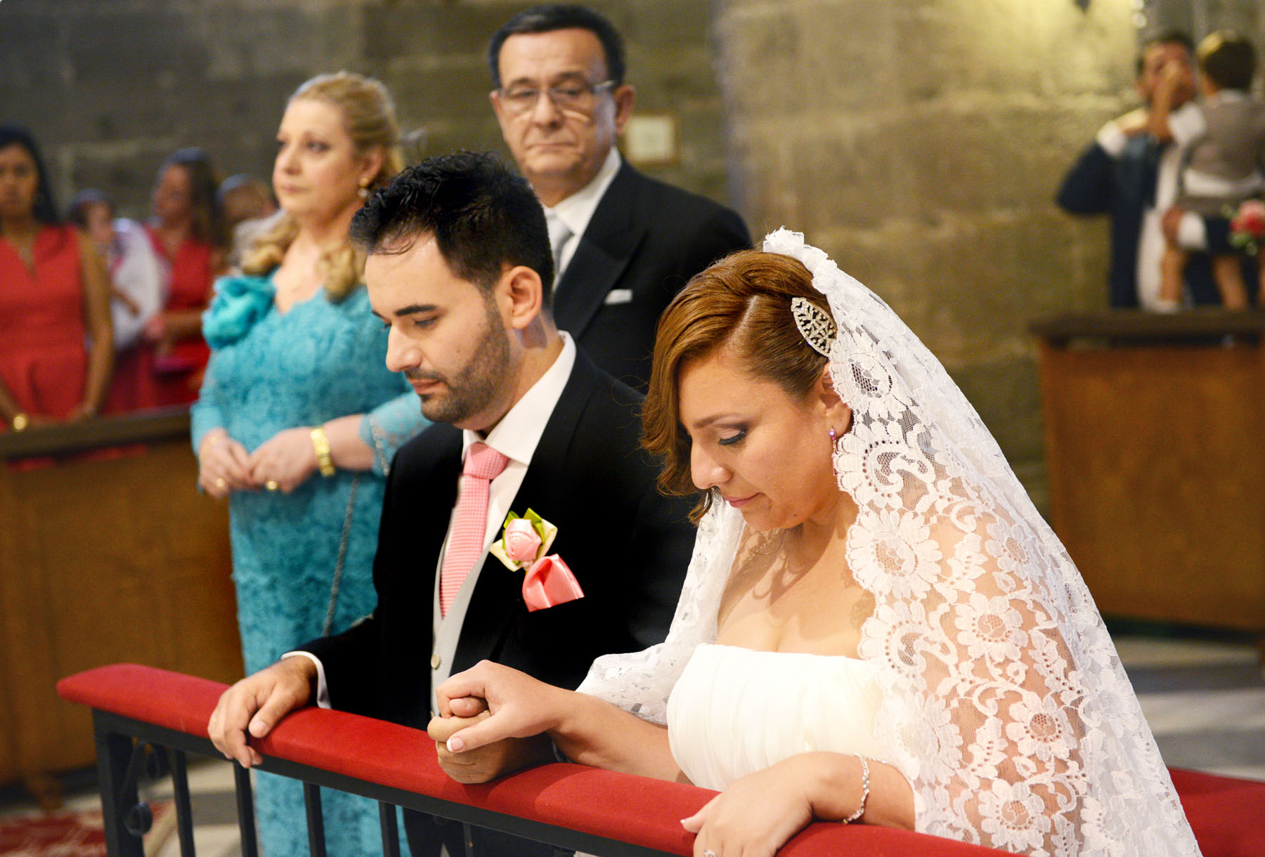 ceremonia boda iglesia alora