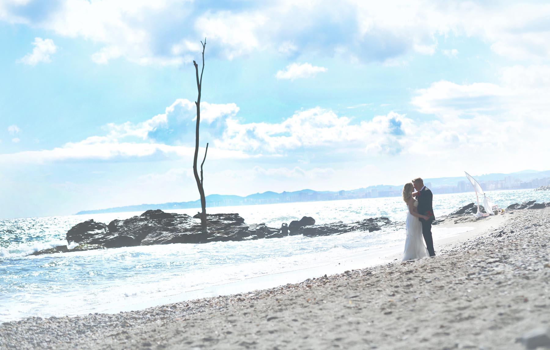 playa viborilla bodas