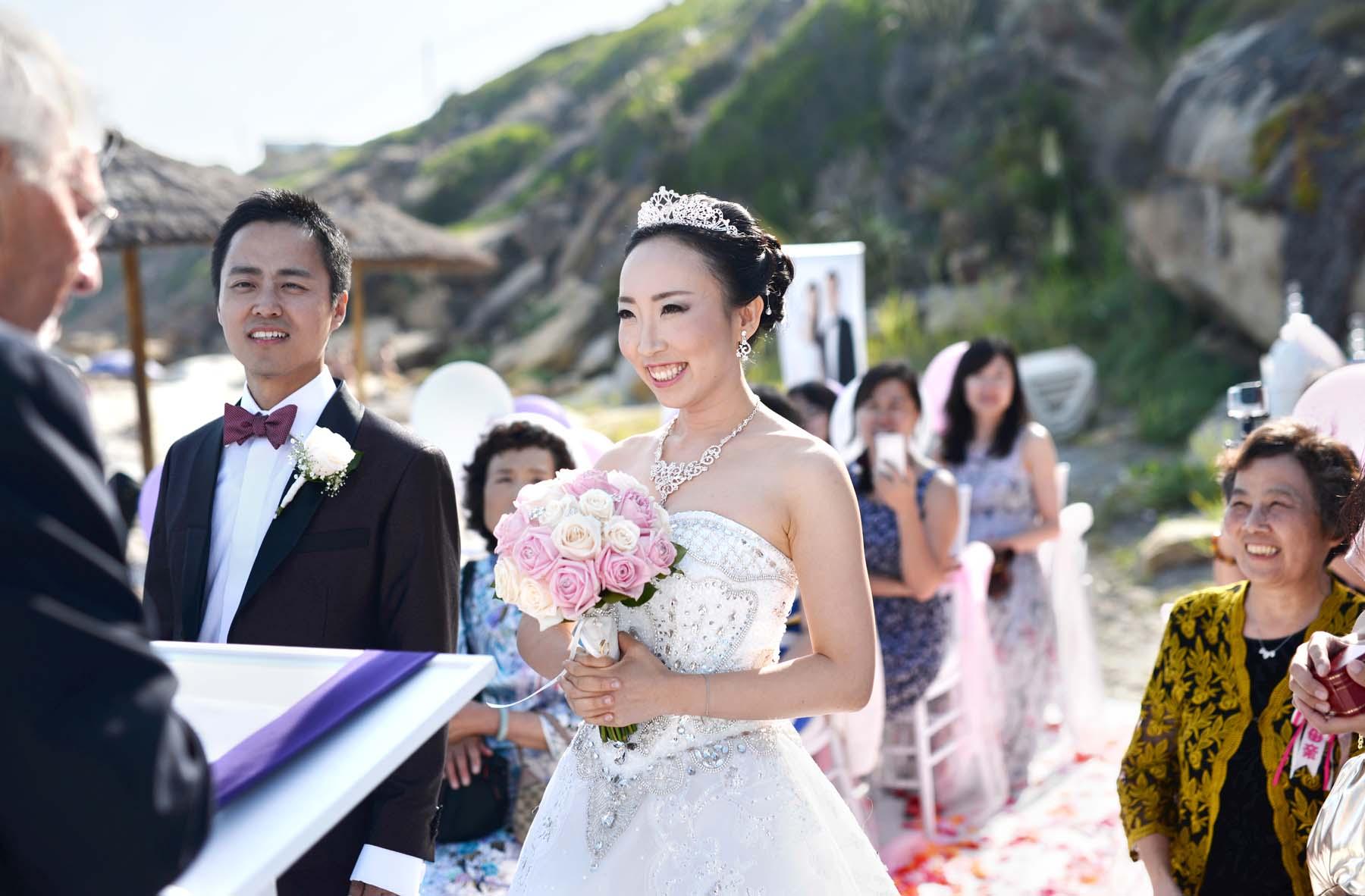 estepona fotos de bodas de playa