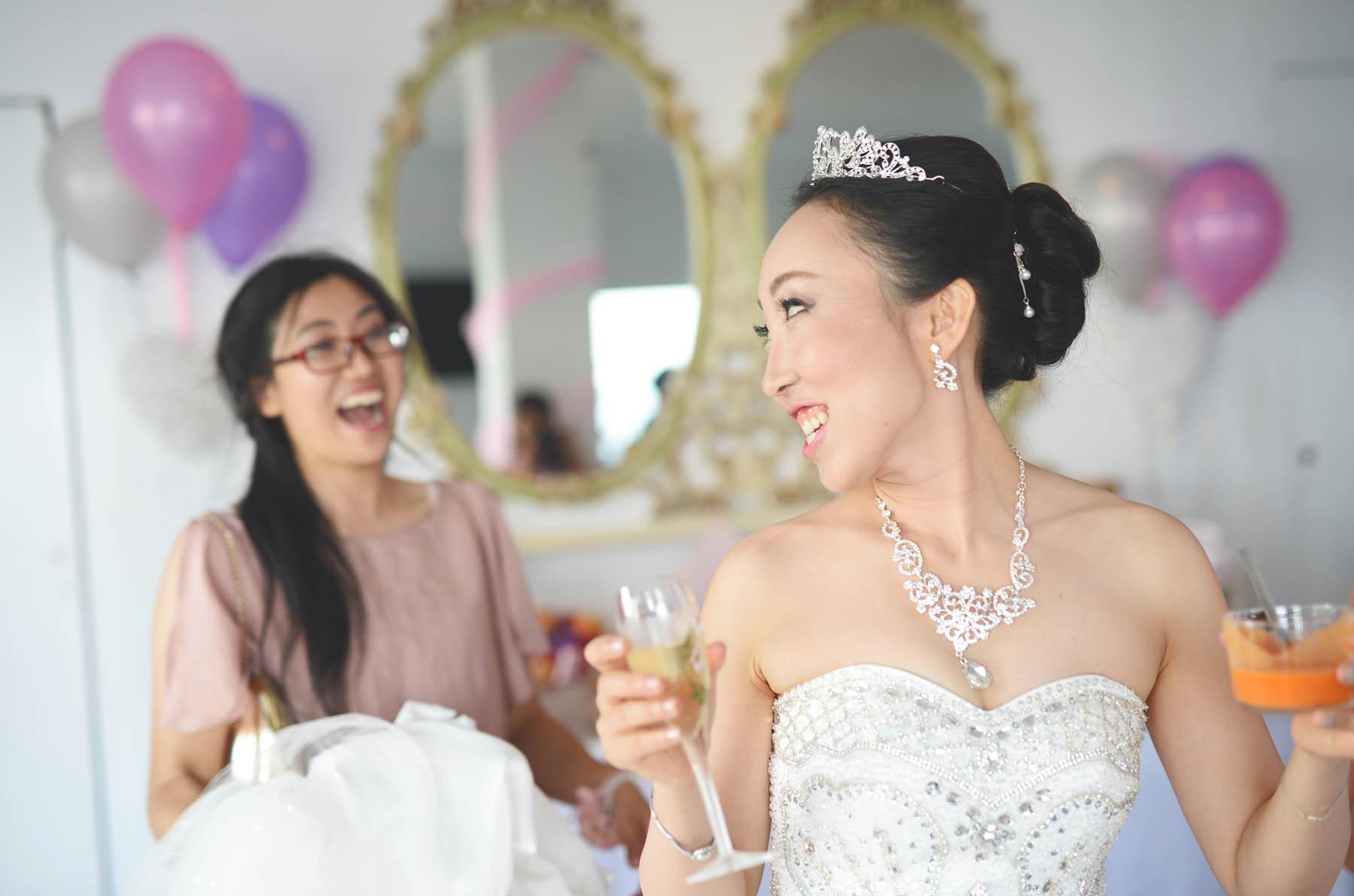fotos bodas sotogrande gazpacho