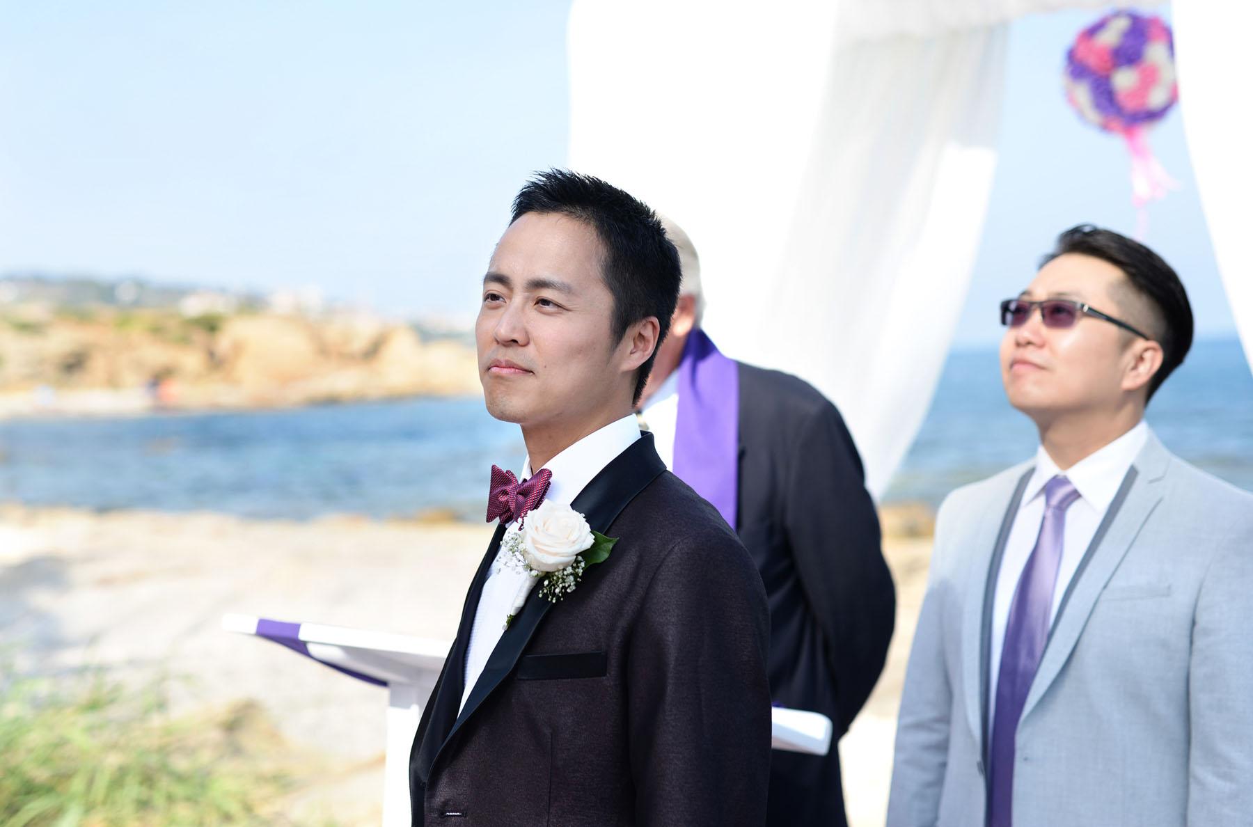 novio bodas asiaticas sotogrande