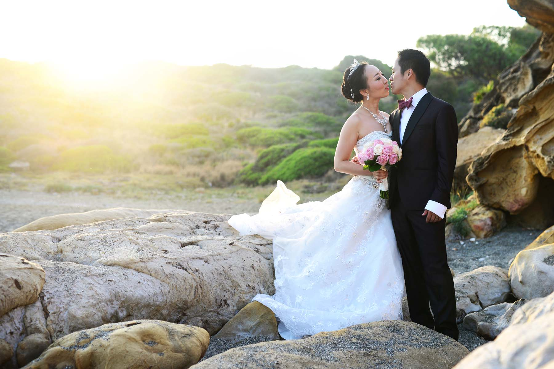 sotogrande reportaje de boda