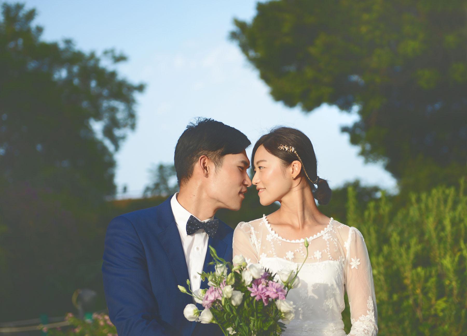 fotos post bodas mijas