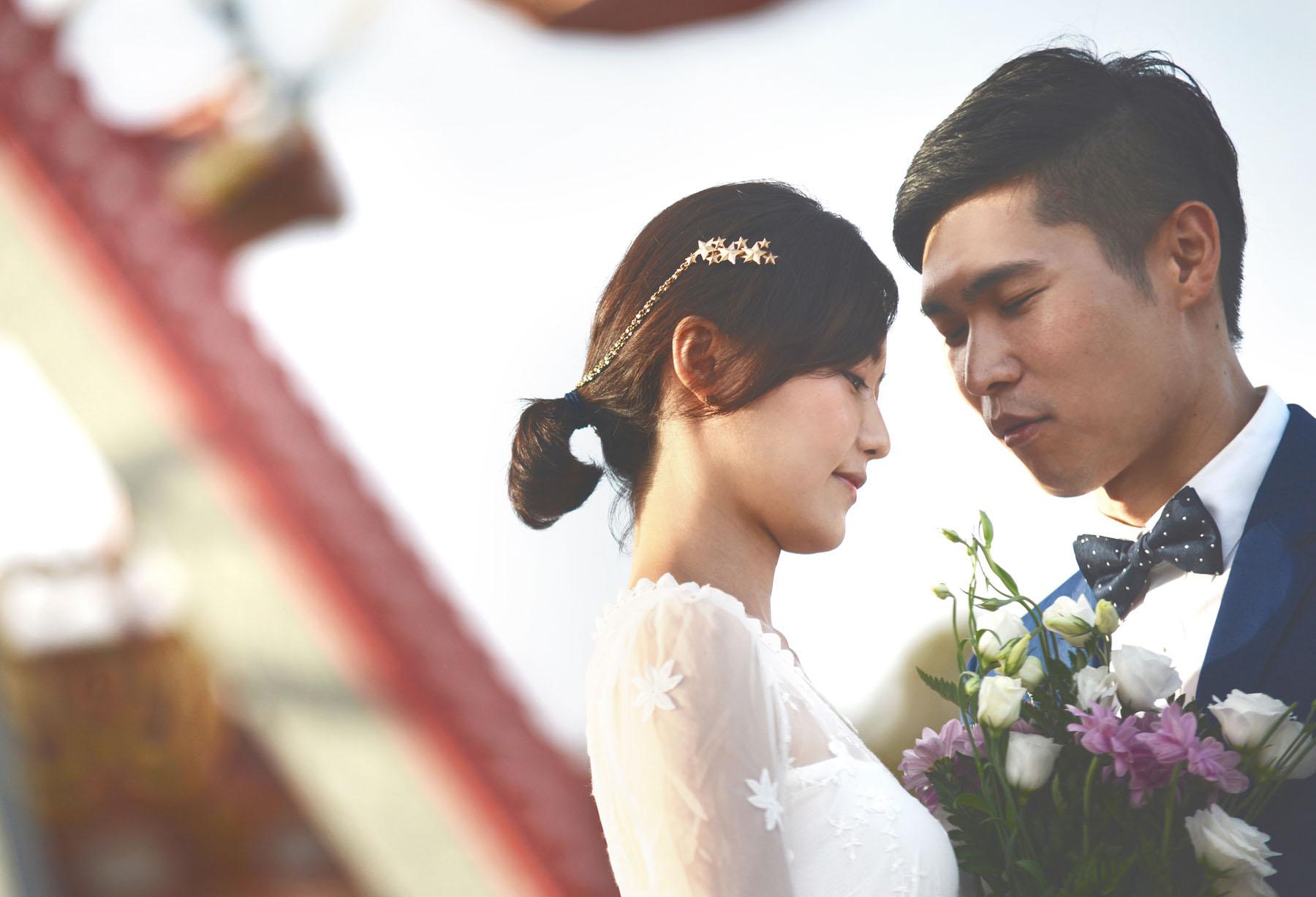 reportaje bodas Koreana