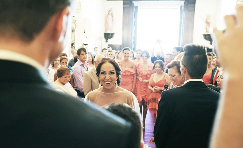 fotos boda iglesia san sebastian alhaurin el grande (1)