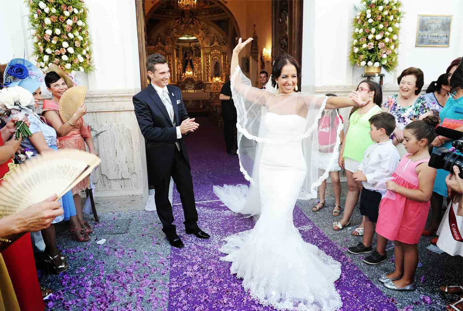 fotos boda iglesia san sebastian alhaurin el grande (5)