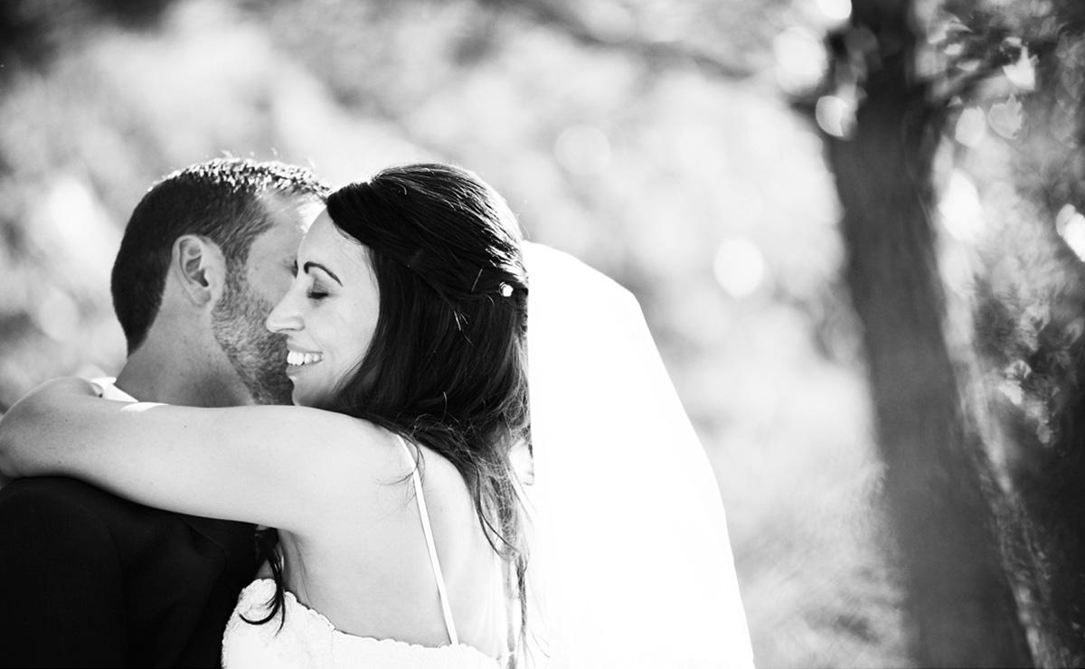 romanticas fotos de boda