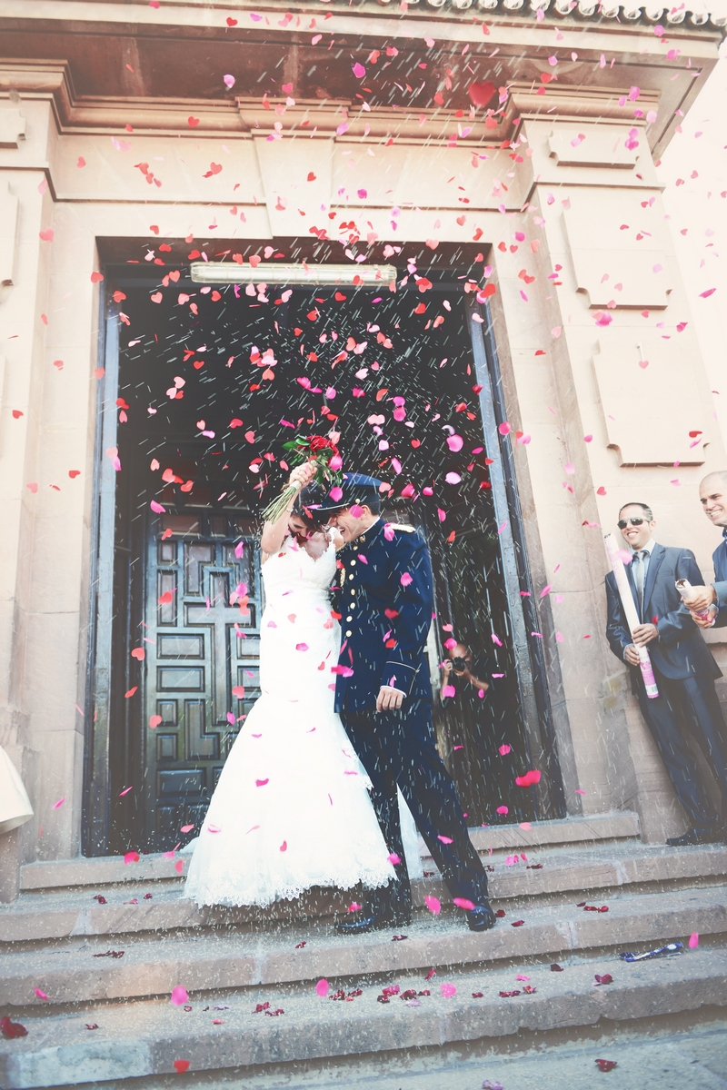 salida iglesia bodas en malaga