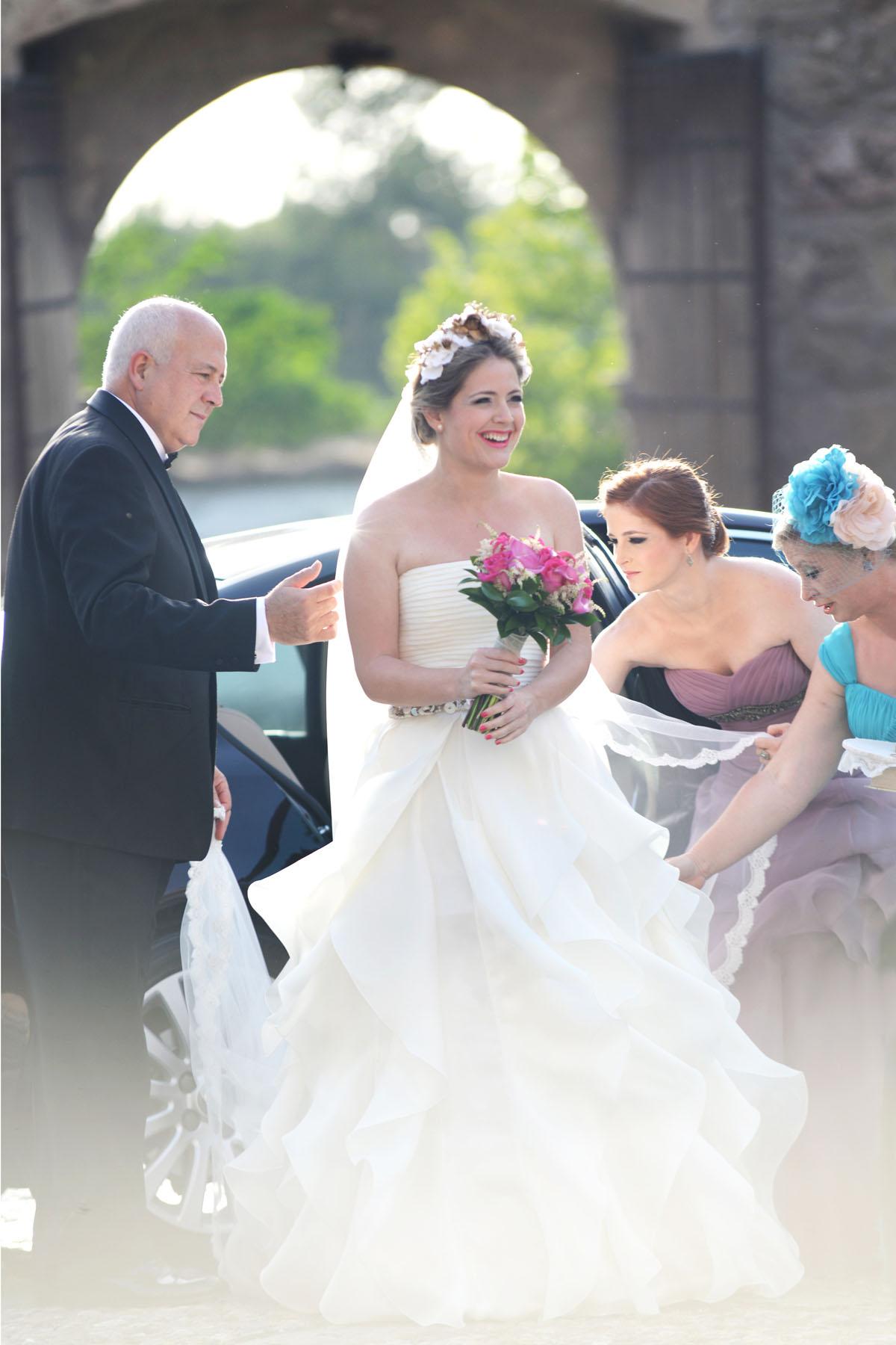 bodas en la cartuja granada