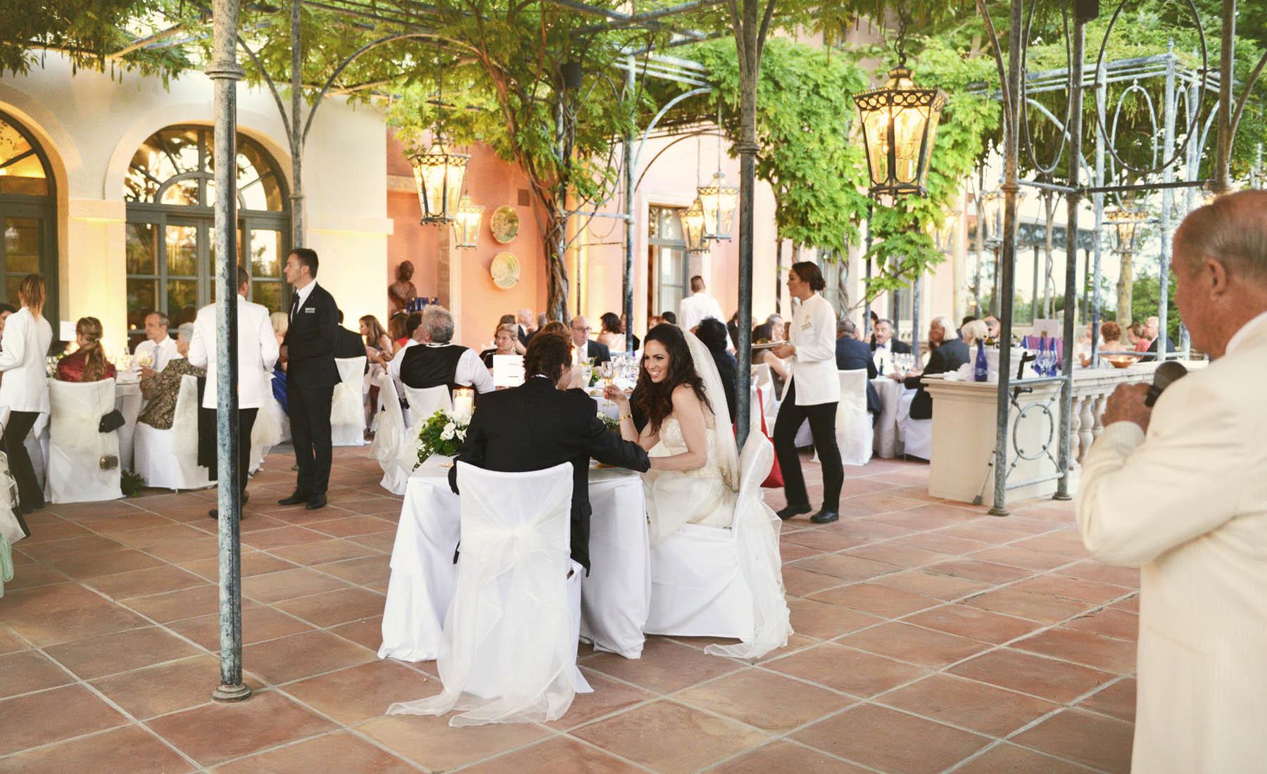 cena villa padeirna marbella
