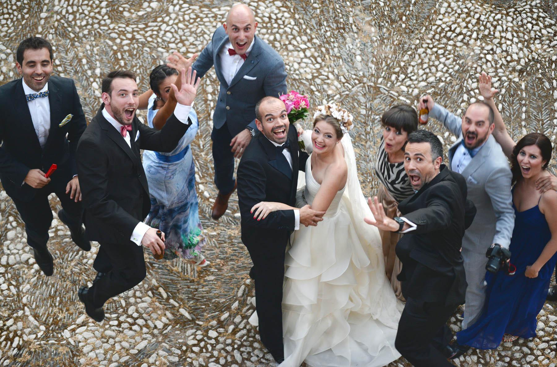 convento la cartuja granada bodas
