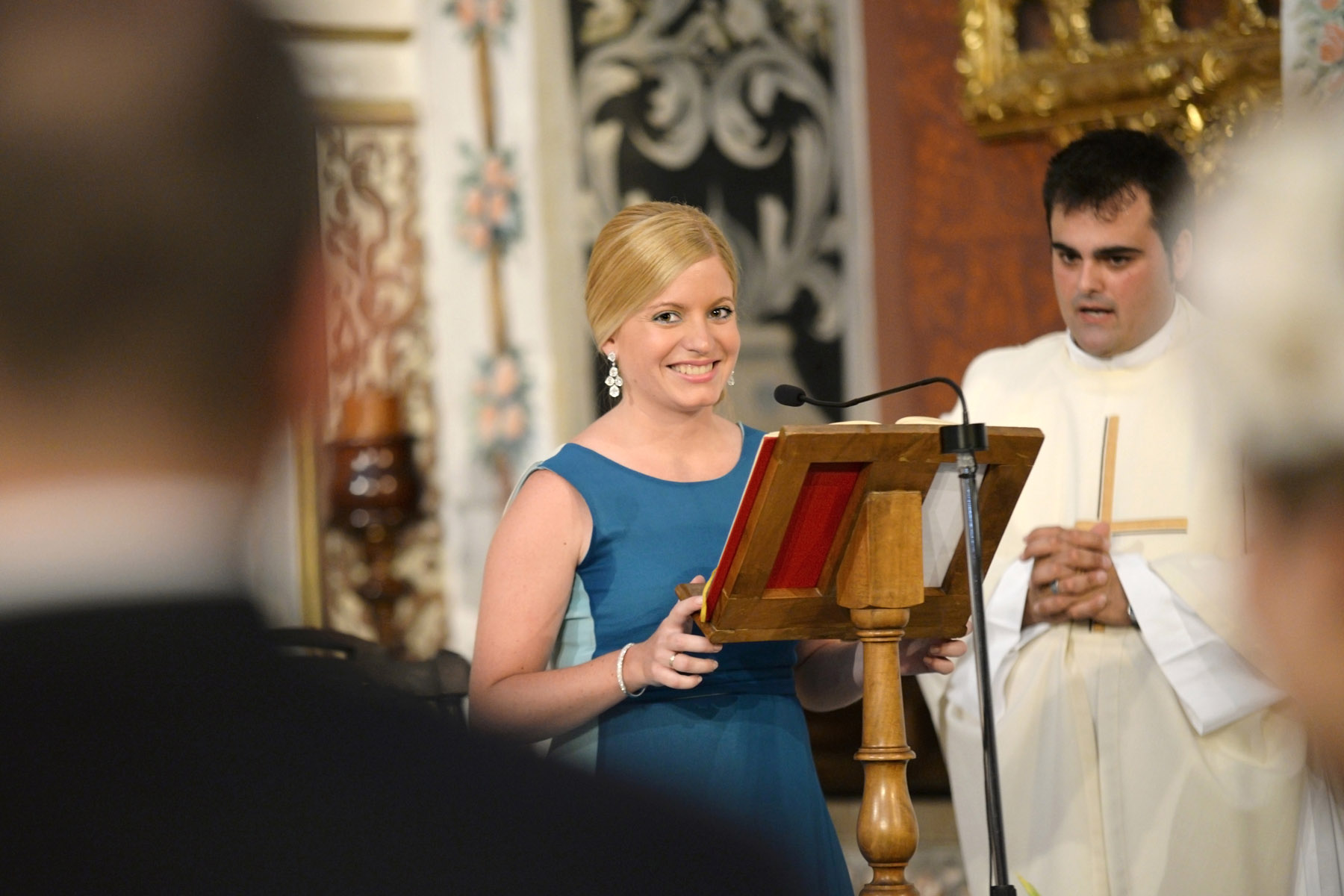 granada convento la cartuja lecturas de boda