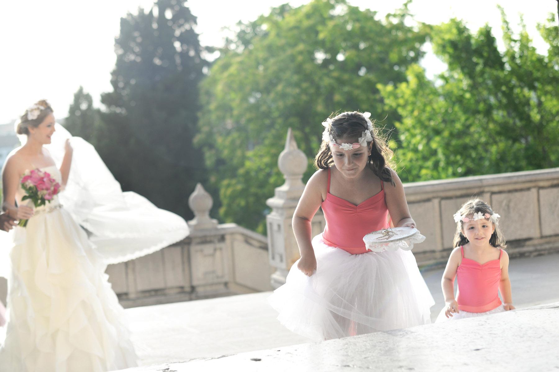 granada convento la cartuja llegada novia