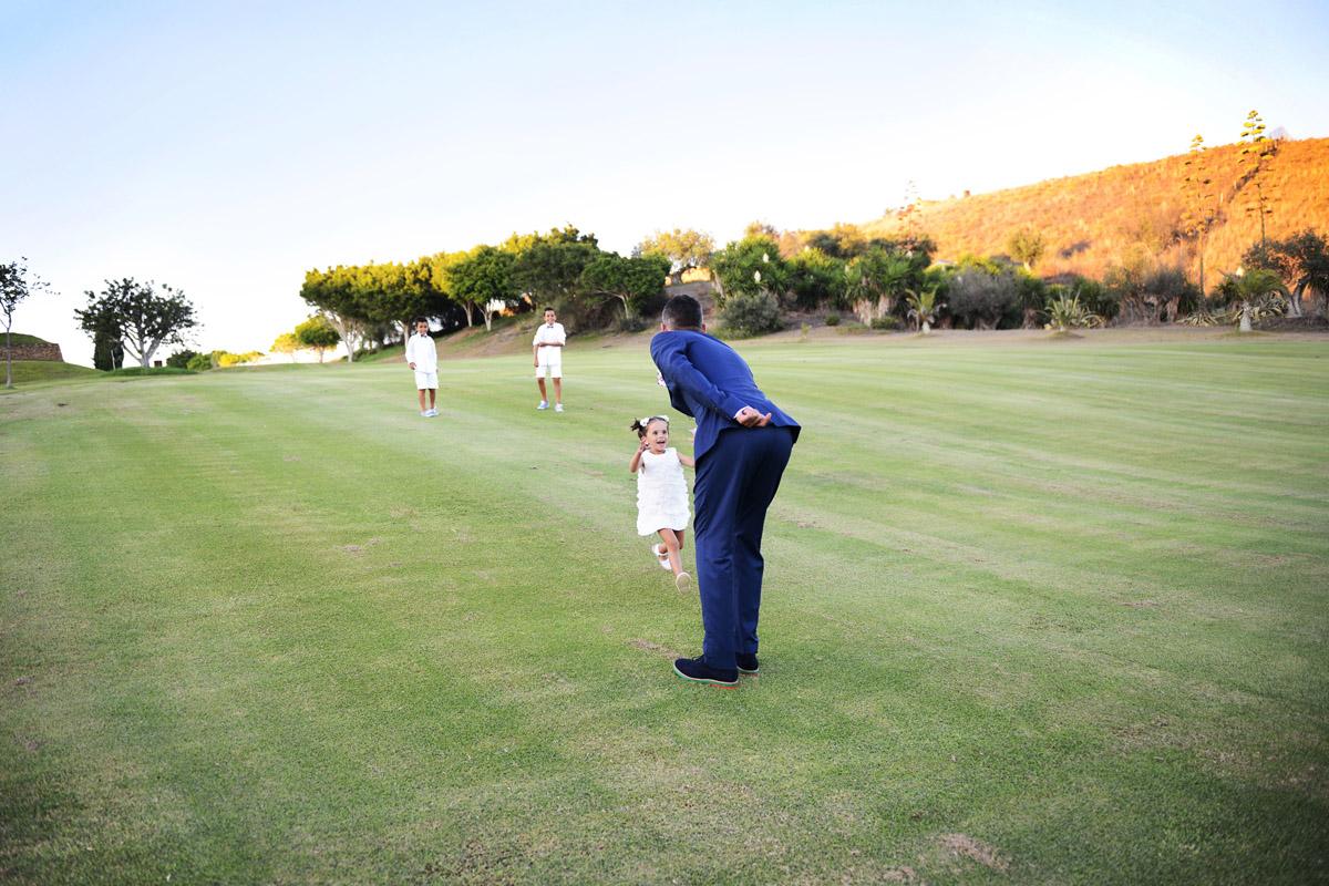niños bodas malaga