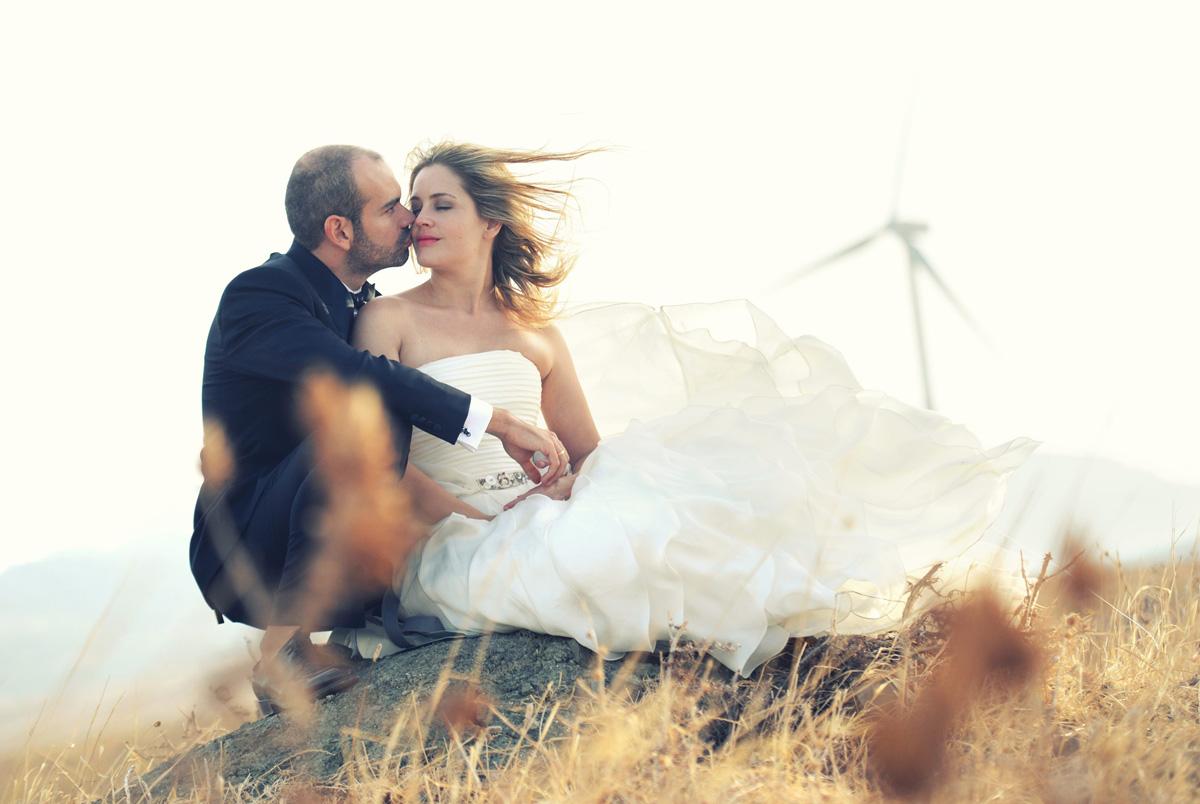 reortaje de bodas molinos de viento tarifa