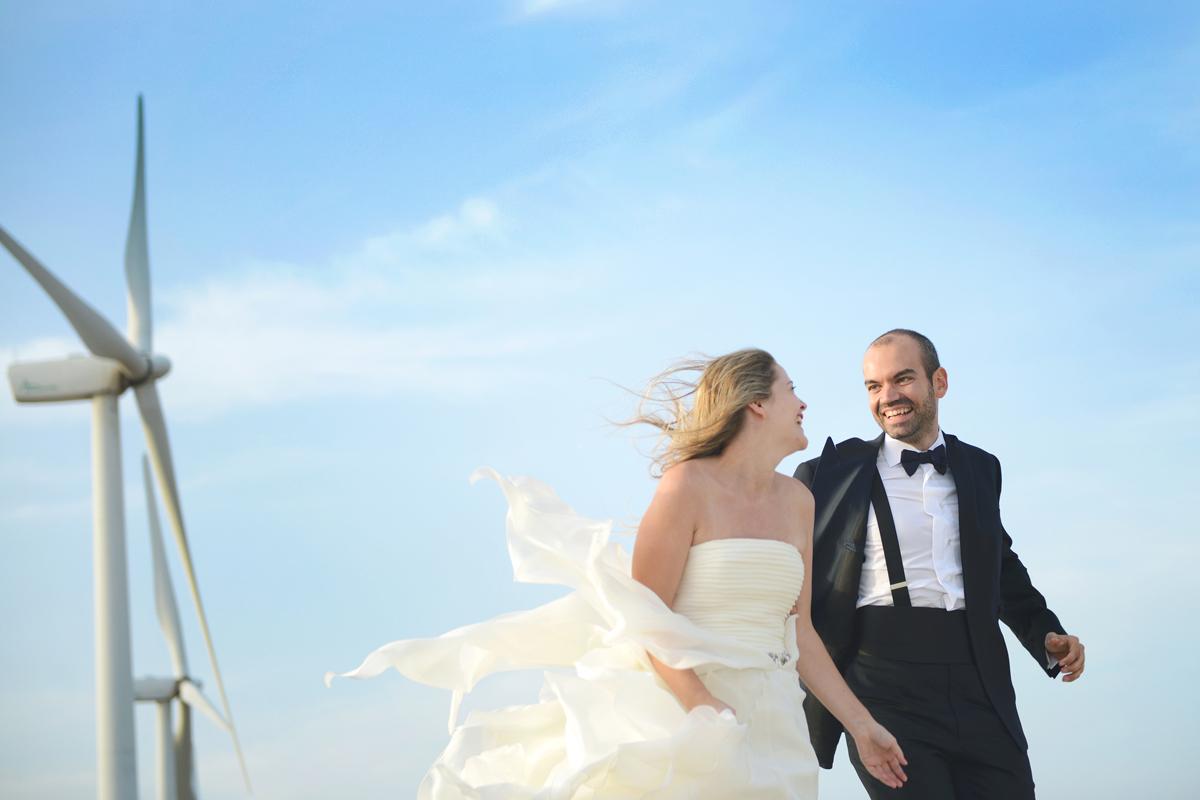 reportaje de bodas zahara