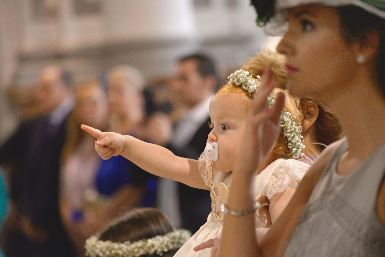 Iglesia de Santiago Apostol fotos boda