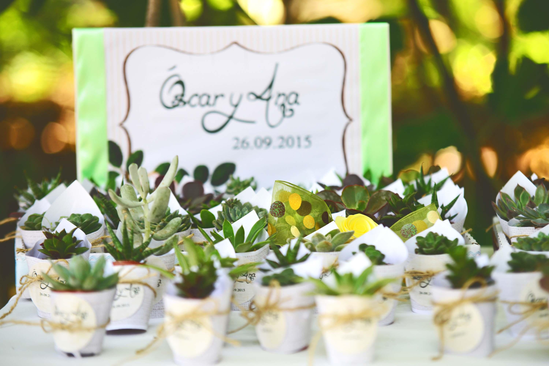 La Casilla de Maera detalles de boda