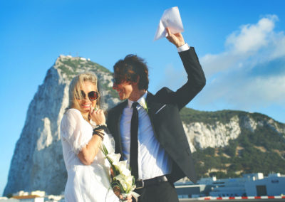gibraltar weddings photos