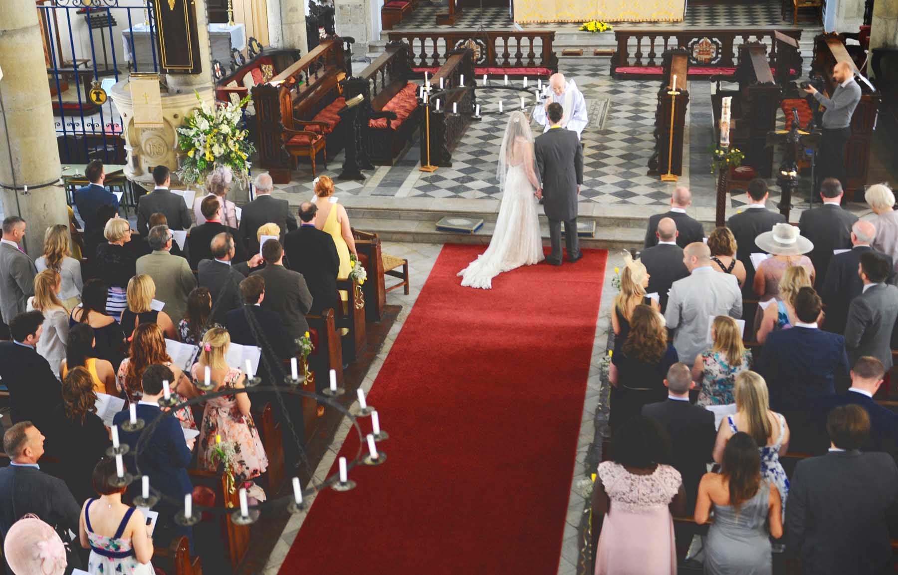 catedral tirnidad bodas