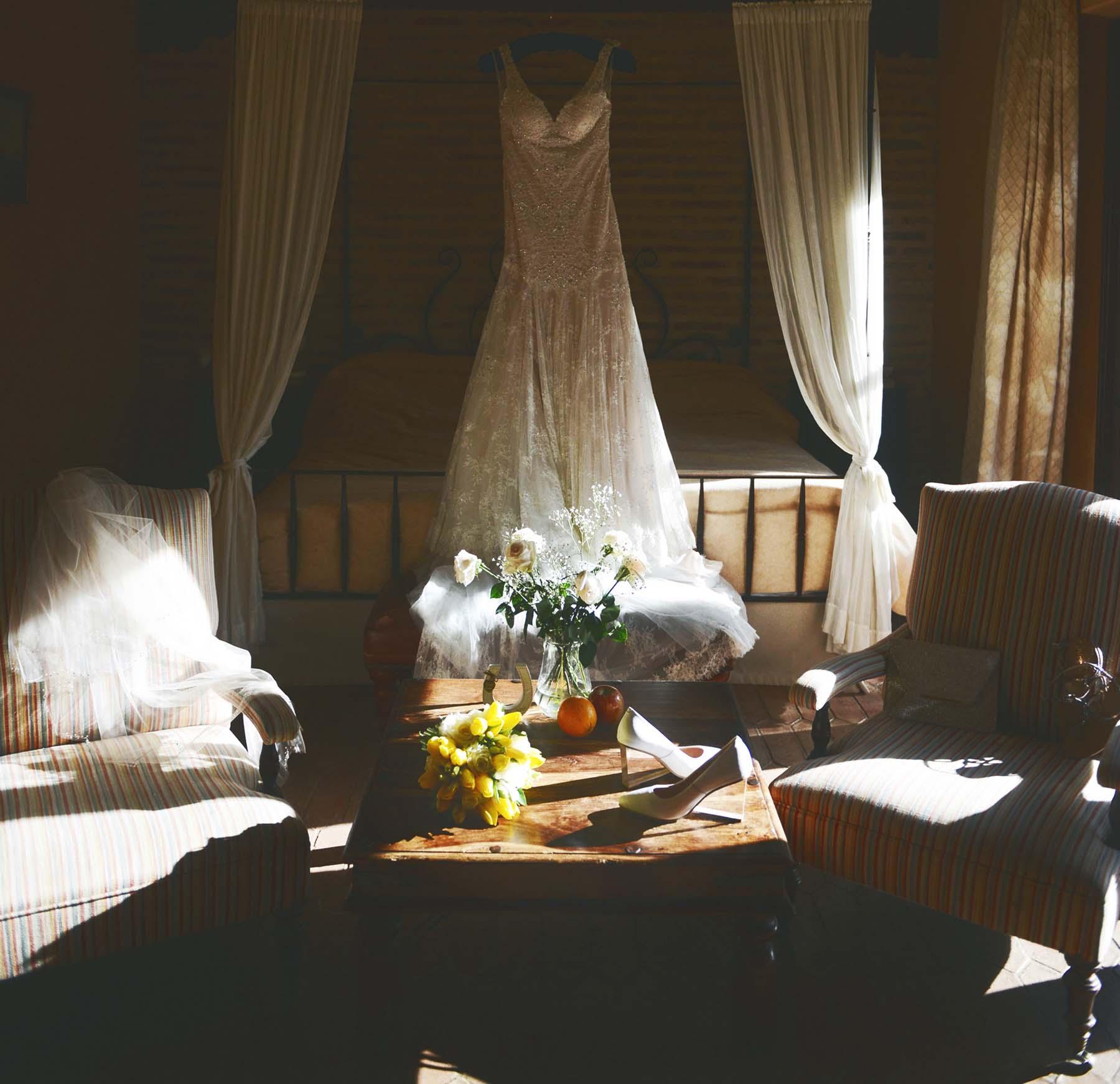 hotel monasterio de san martin habitacion novios