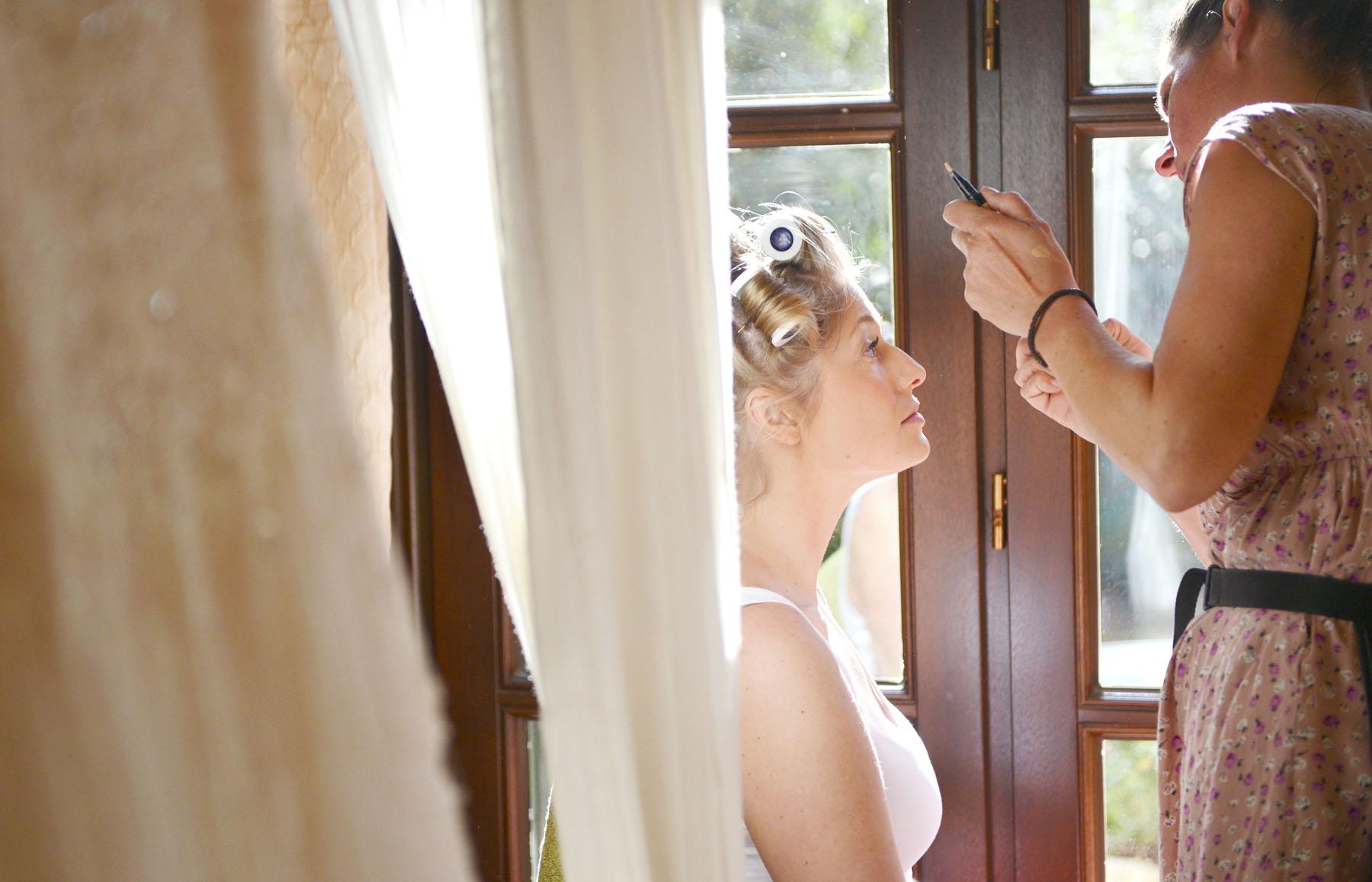 hotel monasterio de san martin preparacion de la novia