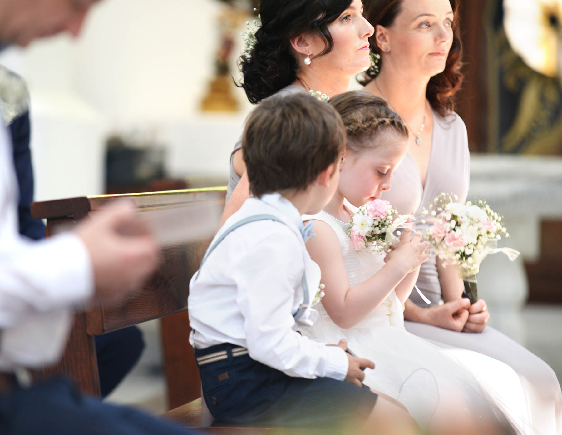 reportaje boda iglesia benahavis