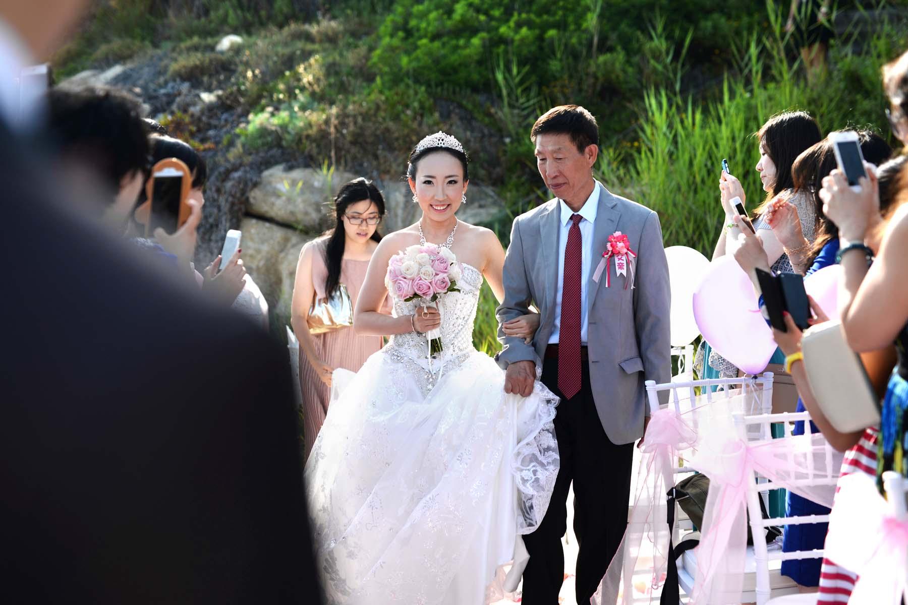 bodas de playa estepona