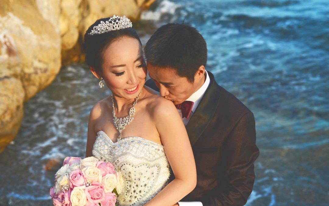 Sotogrande fotografía de boda