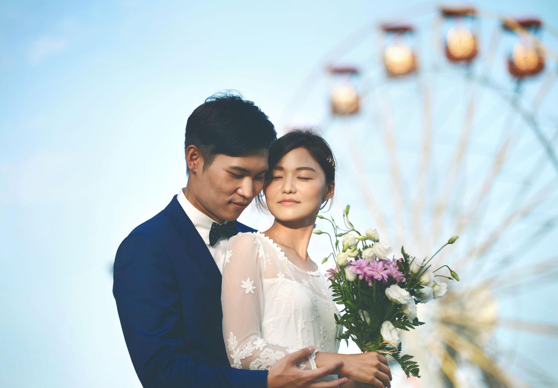 bodas japonesas mijas