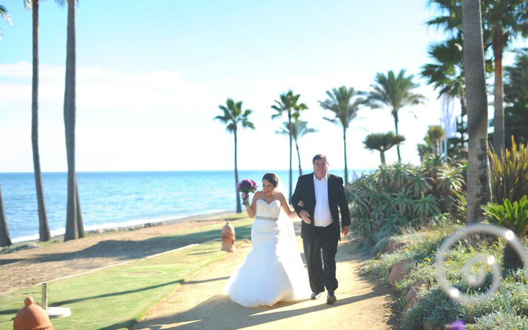 Fotografos de bodas Estepona