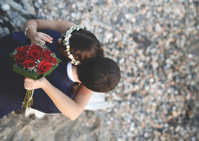 fotos de bodas playa benalmadena