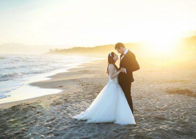 fotos bodas playa marbella