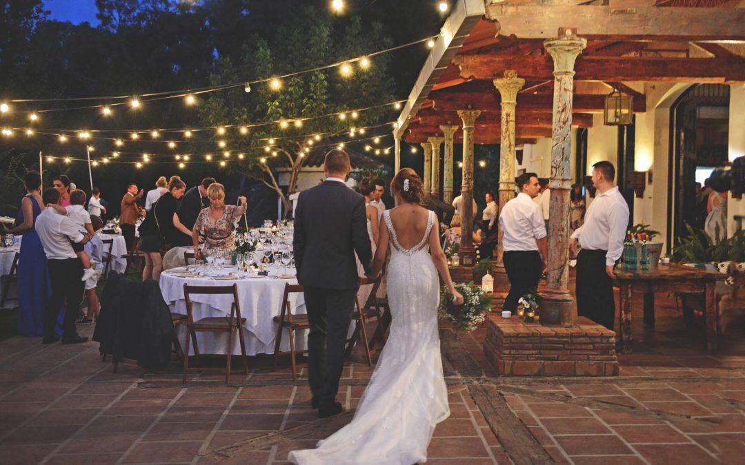 Rancho del Ingles fotos de boda